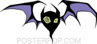 Forbes Bat Sticker Image