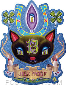 Aaron Marshall Jinx Proof Sticker Image