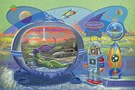 Aaron Marshal High Fidelity Sticker Image