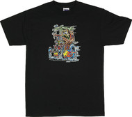 Von Franco PomAde T Shirt