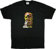 Vince Ray Hula Tiki T Shirt