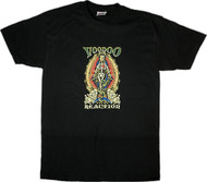 Vince Ray Voodoo Reaction T Shirt