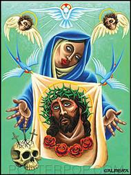 Almera Veronicas Veil Sticker Image
