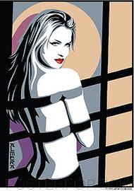 Almera Velouria Sticker Image