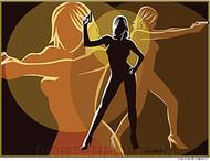 Almera Golden Sticker Image