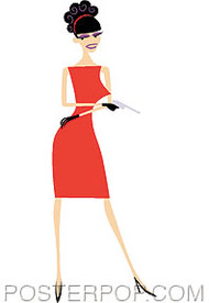 Shag Dangerous Woman Sticker Image