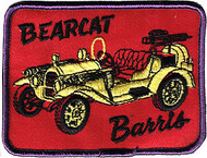 Barris Bearcat Patch Image
