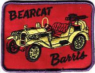 Barris Bearcat Patch Image