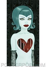 Tara McPherson Hug Sticker Image