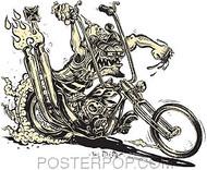 Von Franco Murdercycle Sticker Image
