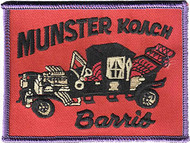 Barris Munster Koach Patch Image