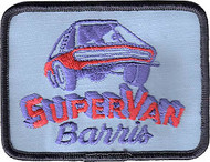 Barris Super Van Patch Image