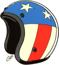 Coop Helmet Sticker Image