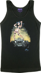 BigToe Lust Woman's Baby Doll Tee and Tank Top Image