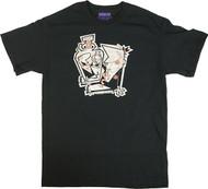 Derek Yaniger 3 Drunks T Shirt Image