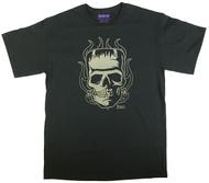 Kruse Franken-Skull T Shirt Image