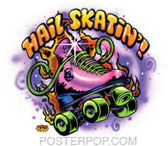 Dirty Donny Hail Skatin Sticker Image