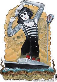 Gustavo Rimada American Tradition Sticker Image
