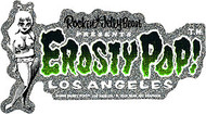 Rockin JellyBean Presents Green Sticker Image