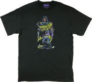 Pizz Sludge Rat T-Shirt Image