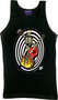 Vince Ray Psycho Sonic Womans Tank Top Skeleton Bass Player, Rockabilly, Psychobilly