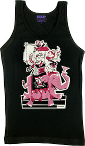 Derek Yaniger One For The Road Ribbed Tank Top Image