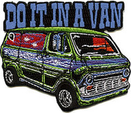 Dirty Donny Do It In a Van Patch Image