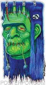 Ben Von Strawn Shrunkenstein Sticker Image
