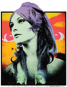 Kozik Tate Manson Sticker Image