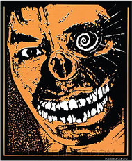 Kozik Pigface Sticker Image