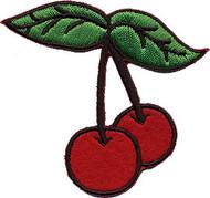 2 Cherries Patch Image