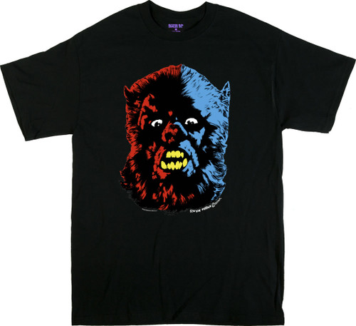 Ben Von Strawn London Wolf T-Shirt Image