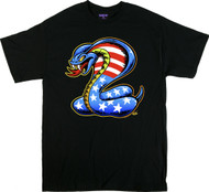 Dirty Donny Cobra T-Shirt Image