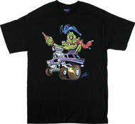 Pizz Nomad Monster T-Shirt Image