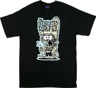 Kruse Inebriated Surfer T Shirt Image