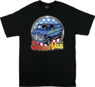 Dirty Donny Street Van T-Shirt Image