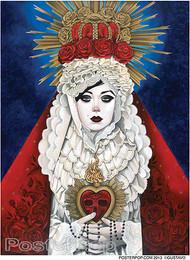 Gustavo Rimada La-Luz-Mi-Corazon Sticker Image