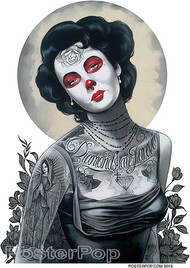 Gustavo Rimada Diamonds are Forever Sticker Image