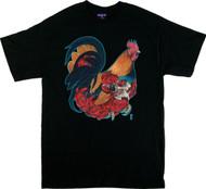Gustavo Rimada El Gallo T Shirt Image