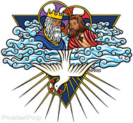 Almera Trinity Sticker Image