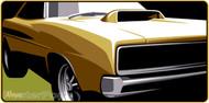 Almera Charger Core Sticker Image