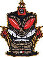 Chico Von Spoon Tiki Patch Image