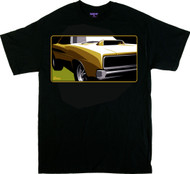 Almera Charger Core T Shirt Image