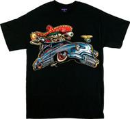 BigToe Custom Calavara T Shirt Image
