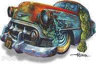 Doug Horne It's Alive Sticker Image