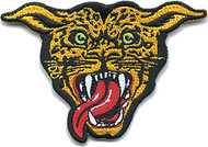 Dirty Donny Lost Boys Jaguar Leopard Patch Image