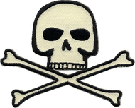 FDP18 Skully McBones Patch