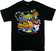 Dirty Donny Van On The Run T-Shirt