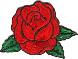 Rose Patch Left Image