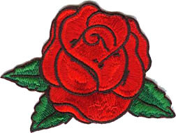 Rose Patch Right Image